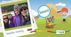 """Stefan Vassilev, consultant în inginerie și soția sa, expert financiar, locuiesc în Sofia, Bulgaria, alături de fiicele lor, Vyara, 3 ani și jumătate și Raya, 5 ani și jumătate. Ambele fete au început cursurile Helen Doron Engish la vârsta de 1 an, povestește Stefan: """" Pentru mine și pentru soția mea este foarte important să"""