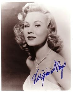 cosasdeantonio: Virginia Mayo - Biografia