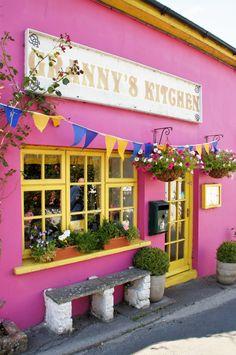 Granny's Kitchen  Rock of Cashel