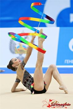 #rhythmic #gymnastics