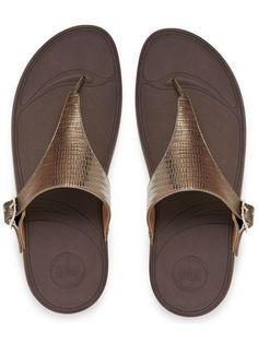 e33e76ed08e12 FitFlop™ - Women s The Skinny™ Croc Sandals Professional Wear