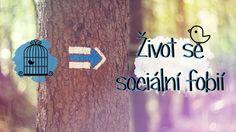 MŮJ PŘÍBĚH - Život se sociální fobií, Anorexie? - Kecací koutek - ShyArtist