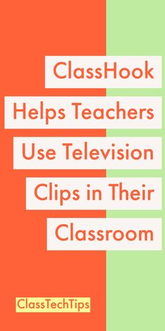 Use this awesome tool to find classroom videos and use television in your lesson! Teachers can use ClassHook to improve student engagement and content retention in the classroom by making connections to popular television shows and movies. Free Teaching Resources, Teaching Strategies, Teaching Tips, Teaching Technology, Educational Technology, Technology Tools, Technology Integration, School Classroom, Classroom Ideas