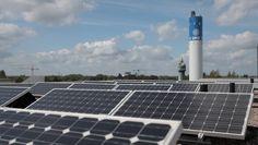 Auf dem #Dach des #UKE findet ihr ebenfalls eine der #Solarenergieanlagen von HAMBURG ENERGIE. Mehr dazu: http://www.hamburgenergie.de/privatkunden/energieerzeugung/solarenergie/ #energie #solarenergie #sonne #hamburg #hamburgenergie