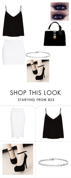 """Untitled #41"" by e35sam ❤ liked on Polyvore featuring Alexander McQueen, Raey and Miu Miu"