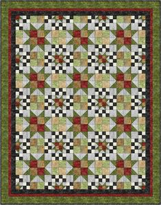 Quilt Patterns, ePatterns, AccuQuilt Pattern | QuiltWoman.com