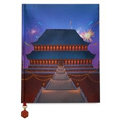 Mulan Imperial Palace Journal – Disney Castle Collection – Limited Release   shopDisney
