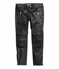 Isabel Marant | H&M US Waxed Biker Jeans