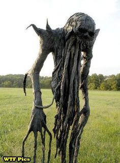 Scarecrow Like a Boss