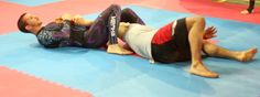 Flying armbar - part four