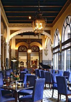 Hotel Alfonso XIII, Seville