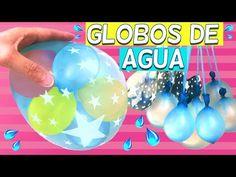 GLOBOS DE AGUA y experimentos: Cómo meter 6 bombuchas en un globo en 1 minuto | Ideas FACILES DIY - YouTube