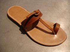 handmade sandals from little French company: http://www.rondini.fr/