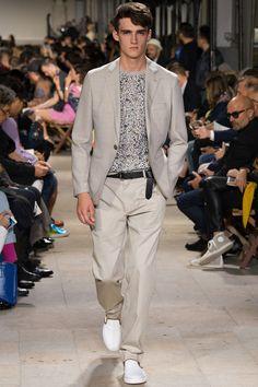 HERMES Spring/ Summer 2015 collection PARIS MENSWEAR