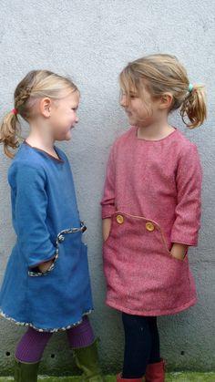 2 Louisa's | Een snelle in gerecycleerde tricot, afgewerkt m… | Flickr