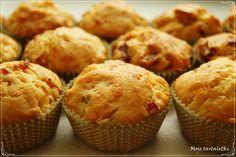 muffiny z boczkiem