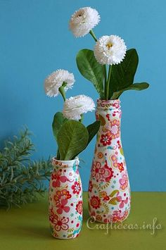 1000 images about recycle plastic crafts on pinterest for Craft ideas using bottles