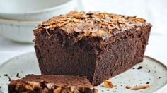 The fragrant richness of coconut oil and the tenderizing power of buttermilk make this the ultimate chocolate pound cake recipe.