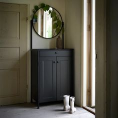 IKEA launches a number of new products and they're all about living a conscious and mindful lifestyle that's close to nature, with some wabi-sabi thrown in. Decor, Furniture, Ikea New, Cabinet, Pendant Lamp Shade, Closer To Nature, Ikea, Home Decor, Cleaning Curtains