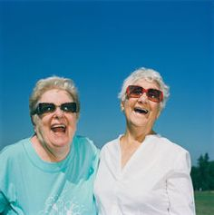 older people laughing - Google Search