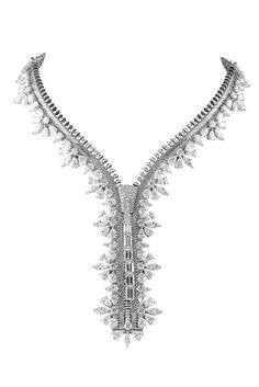 #zipper #necklace