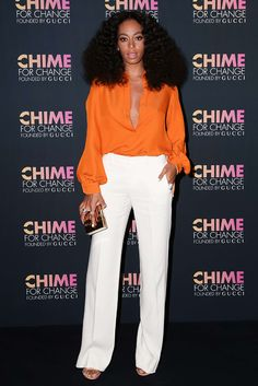 Solange Knowles - one of my fav trensetters