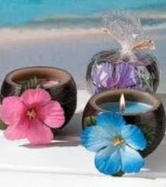 How To Make Scented Candles #DIY #crafts #Home