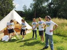The Glampit team