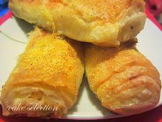 cake selection: Kukuruzna pita sa sirom
