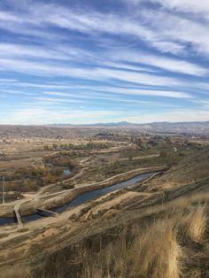 Kern River Oil Fields from Panorama Park, Bakersfield, CA.