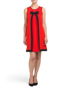 Sleeveless+Inverted+Pleat+Dress