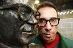 Academia Frei Inocenciana de Letras: Leo Santana / Escultor * Antonio Cabral Filho - Rj...