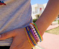 colourful Bracelet