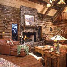 1000 Images About Log Cabin Decor On Pinterest Log Cabin Decorating Log Cabins And Log Cabin