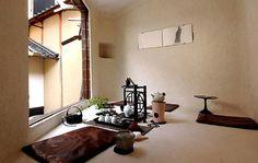Tea House by Terunobu Fujimori.... but looks like such a wonderful area to have a studio!
