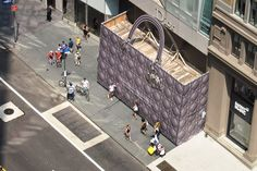 20+ Construction Hoarding Art You Have to See