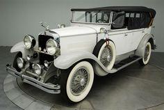 1930  Nash Model 488 Seven Passenger Phaeton