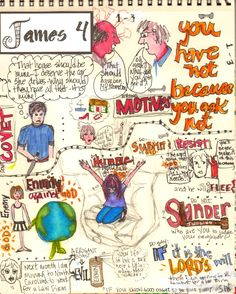 Not Just Any Bee - Doodle Art: The Book of James