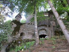quinta-da-regaleira-castle Portugal, Castle, Plants, Cities, Travel, Plant, Planting, Castles, Planets