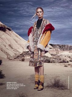 Fashion Editorial Inspiration: Tatler Hong Kong October 2014 #johnnywas
