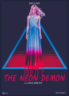 """My another """"The Neon Demon"""" alternative poster. #PosterSpy #TheNeonDemon #NWR…"""