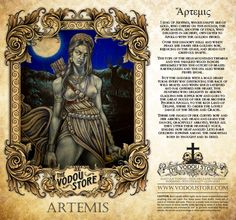 The Vodou Store Candle Label - Artemis - Image provided by Jeff Cullen Artistry Oracion A San Antonio, World Mythology, Satanic Art, Greek Gods And Goddesses, Best Background Images, Occult Art, Candle Labels, New Gods, American Gods