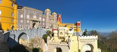 1 Day Tour of Sintra, Portugal