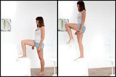 Sette esercizi da fare in casa o in palestra per rassodare i glutei