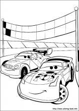 Cars coloring pages on Coloring-Book.info | COLORING-VERDÁK ...