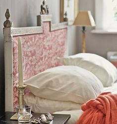 gorgeous toile bed