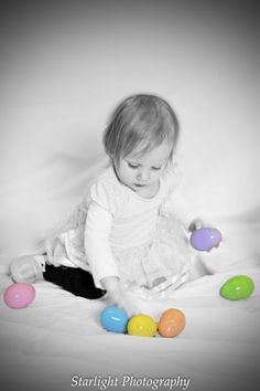 Photographing the Rockford, IL & Madison, WI areas! www.Starlight-Photography.net  Easter photo shoot, Easter photo session, Spring, cute