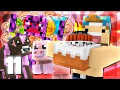 CAKE BOMBS AND CANDY PETS?! | EP 11 | CandyCraft Minecraft Server - http://dancedancenow.com/minecraft-lan-server/cake-bombs-and-candy-pets-ep-11-candycraft-minecraft-server/