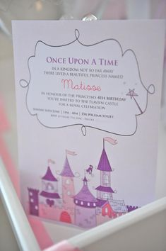 Princess Tiaras Party Favors | party supplies used in this Princess Party available in Kara's Party ...