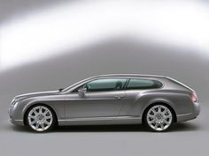 Bentley Continental GT Shooting Brake